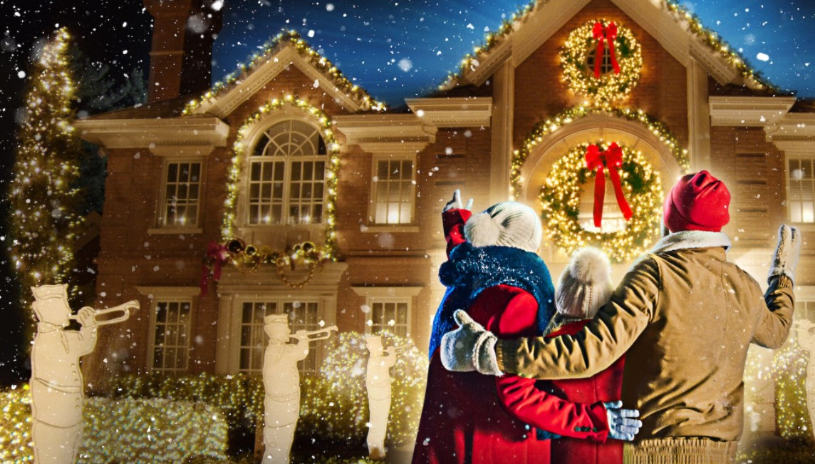 Holiday Home Makeover with Mr. Christmas (2020) Cast, Release Date, Plot, Episodes, Trailer