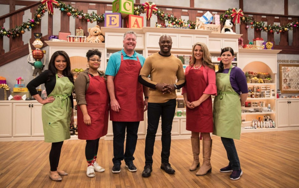 Christmas Cookie Challenge Season 4   Cast, Episodes   And