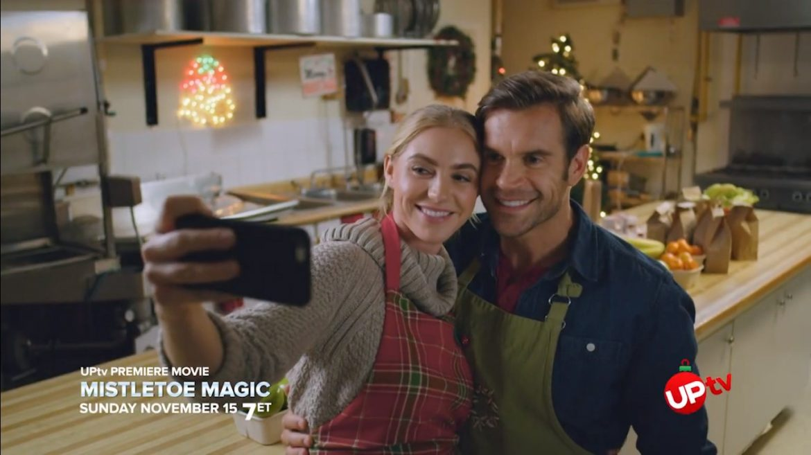 Mistletoe Magic (2020) Cast, Release Date, Plot, Trailer