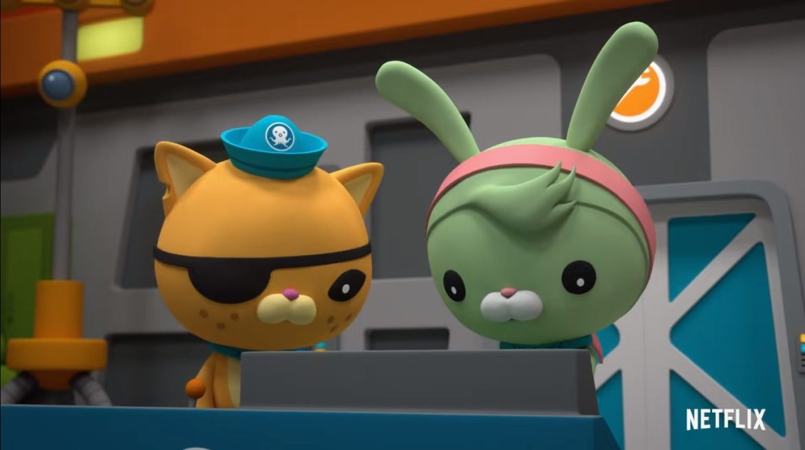 Octonauts: The Ring of Fire (2021) Cast, Release Date, Plot, Trailer