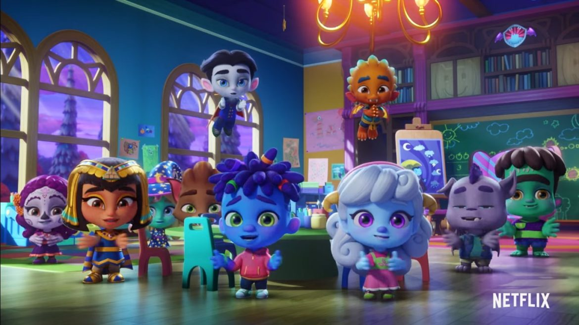 Super Monsters: Once Upon a Rhyme (2021) Cast, Release Date, Plot, Trailer