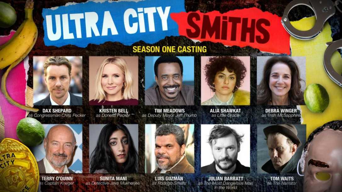 Ultra City Smiths TV Series (2021) | Cast, Episodes | And Everything You Need to Know