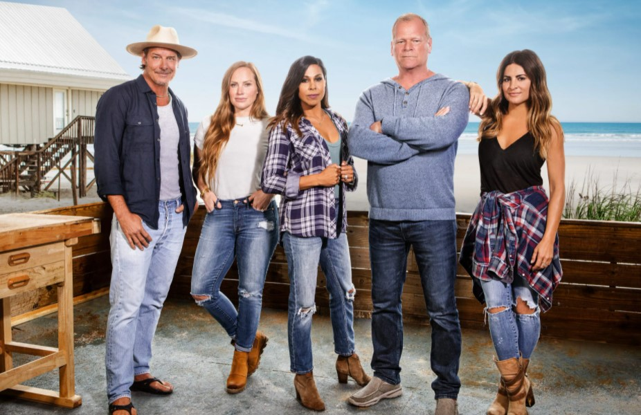 Battle on the Beach TV Series (2021) | Cast, Episodes | And Everything You Need to Know