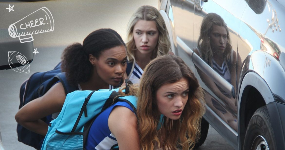 Pom Poms and Payback (2021) Cast, Release Date, Plot, Trailer